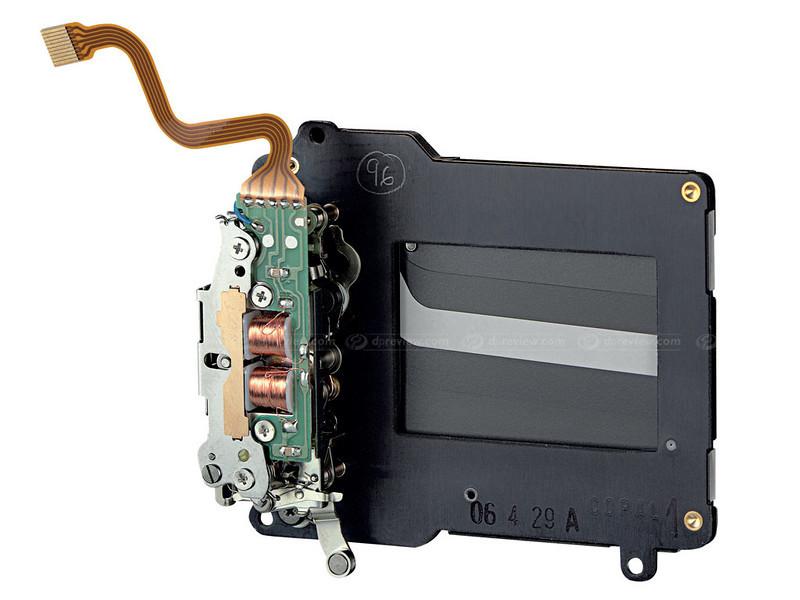 Leica M8-shutter