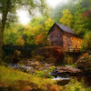 Grist Mill, West Virginia