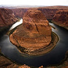 Horseshoe Bend near Page, AZ