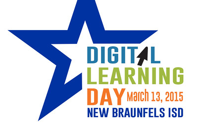 New Braunfels ISD hosted a District-wide Digital Learning Day Celebration on March 13, 2015, in conjunction with the Alliance for Excellent Education's event. The celebration included nearly 100 classroom activities across the district.