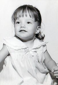 """Terrie Lynn, Age 17 mo.  Wayne's granddaughter"""