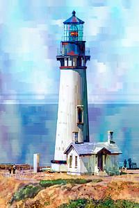 Yaquina Head Lighthouse- Newport, OR