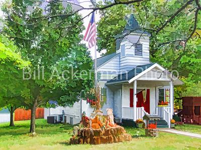 Rural Schoolhouse