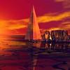 ANCIENT  SUNRISE
