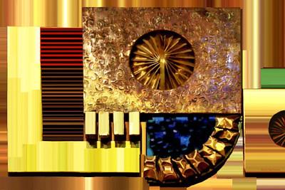 Copper Design - Digital Painting