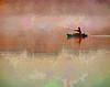 Early Morning Fishing, Lake Independence, Medina, Minnesota