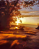 Hurricane River, Picture Rocks Natiional Shoreline, Munising, Michigan