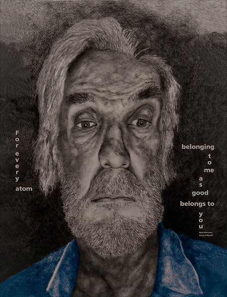 Self-portrait at 72, Song of Myself