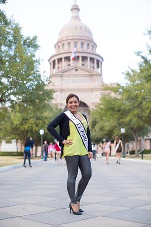 Brenda Medina - Miss El Paso
