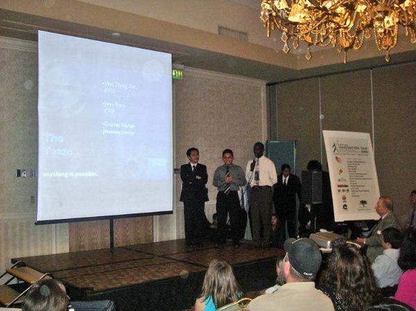 Eschelon, Inc. execs give their presentation for funding