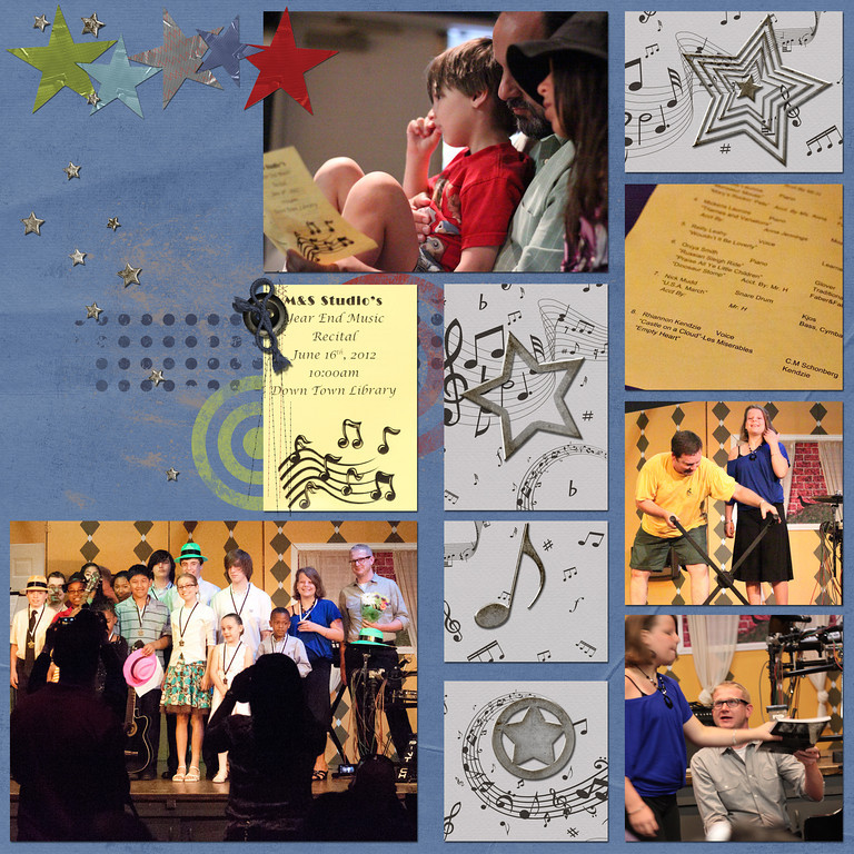 Week 24 recital page 2<br /> Road Maps templates Vol 8 by Down This Road Designs<br /> Teen Scene collab by Down This Road Designs and Memory Clips