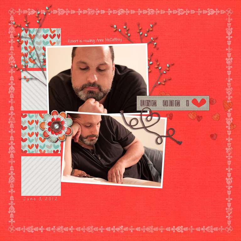 Week 23<br /> kit: Who I Love new release at ScrapMatters<br /> template: Road Maps Volume 6 by Down This Road Designs at ScrapMatters<br /> and <br /> BMU_Countryside_Paper-2_Special from ScrapGirls