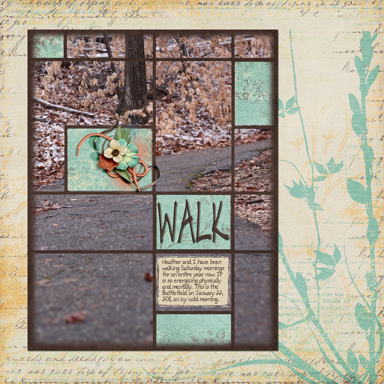 """Week 04<br /> created for a challenge at ScrapMatters in which we were to use a geometric design to inspire our page<br /> ScrapMatters' Welcome Kit collab which you can earn here <a href=""""http://scrapmatters.com/forums/showthread.php?t=27056"""">http://scrapmatters.com/forums/showthread.php?t=27056</a>"""