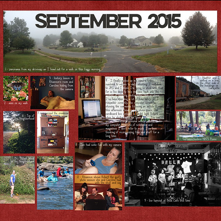 September 2015 LEFT