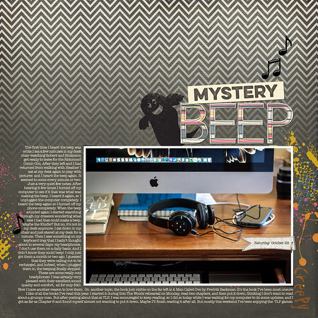 Mystery Beep
