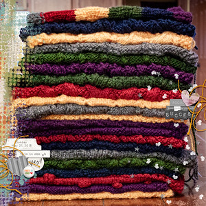 This Is Enough Knitting (for this project)