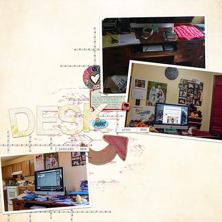Desk of Mine