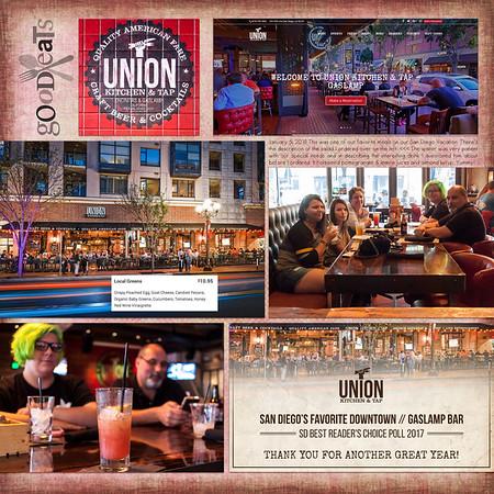Union Kitchen & Tap Restaurant