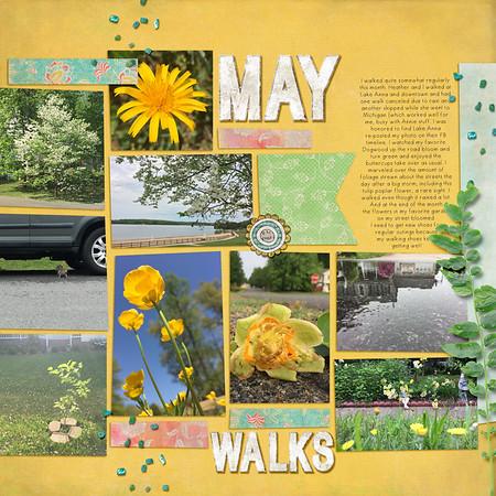 May Walks