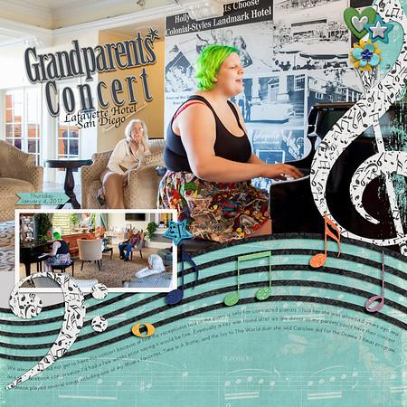 Grandparents' Concert