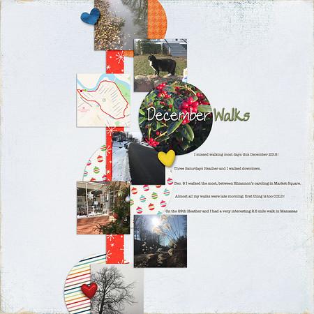 December Walks