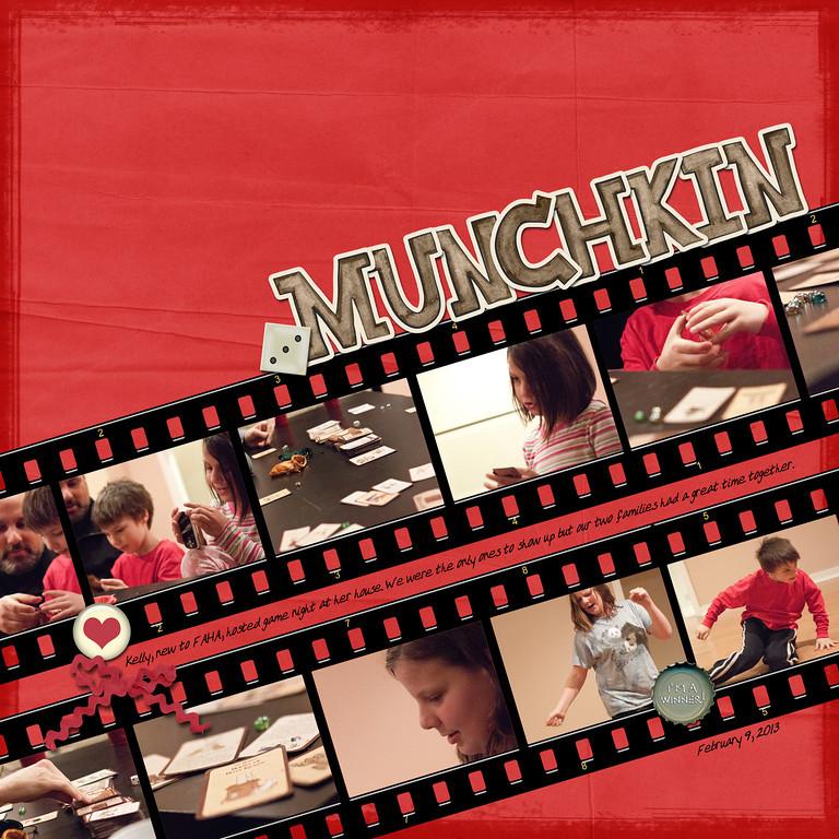 Week 06 Munchkin