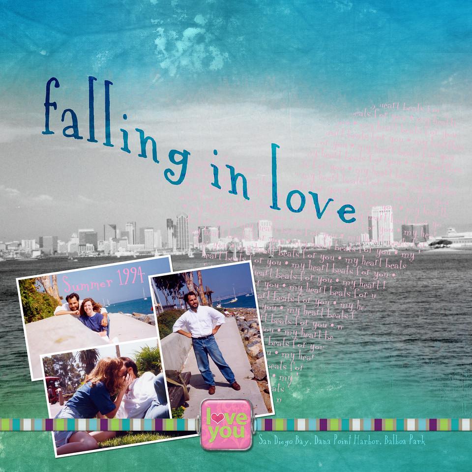 JJ task 21 Falling In Love