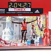 Track and Field: Virgin Money London Marathon