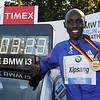 Track and Field: Berlin Marathon