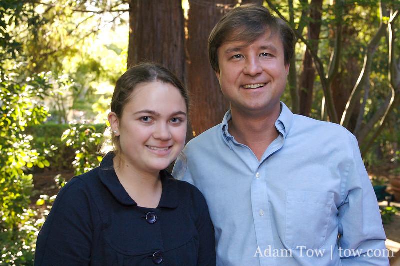 Adam and Christine