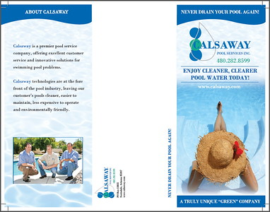 Calsaway - photography & print materials 2008