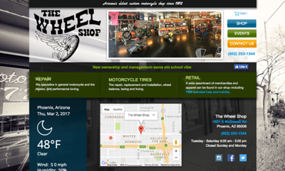 The Wheel Shop AZ