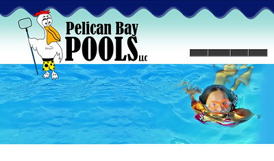 Pelican Bay - graphics and layout