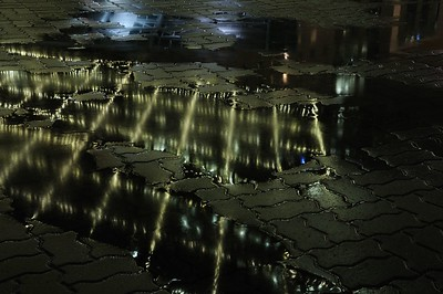 Reflections of the Theater