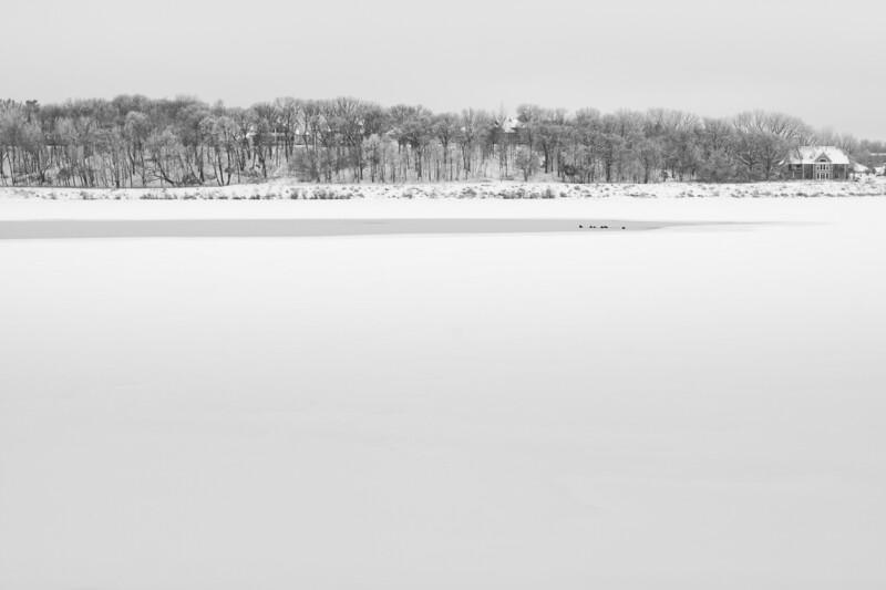 Winter in Ada Hayden