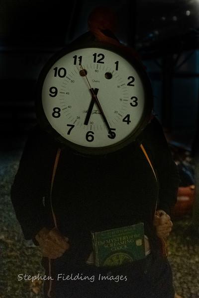 The Screaming Clock
