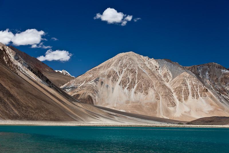 Desert Mirage<br /> Pangong Tso<br /> Ladakh, India