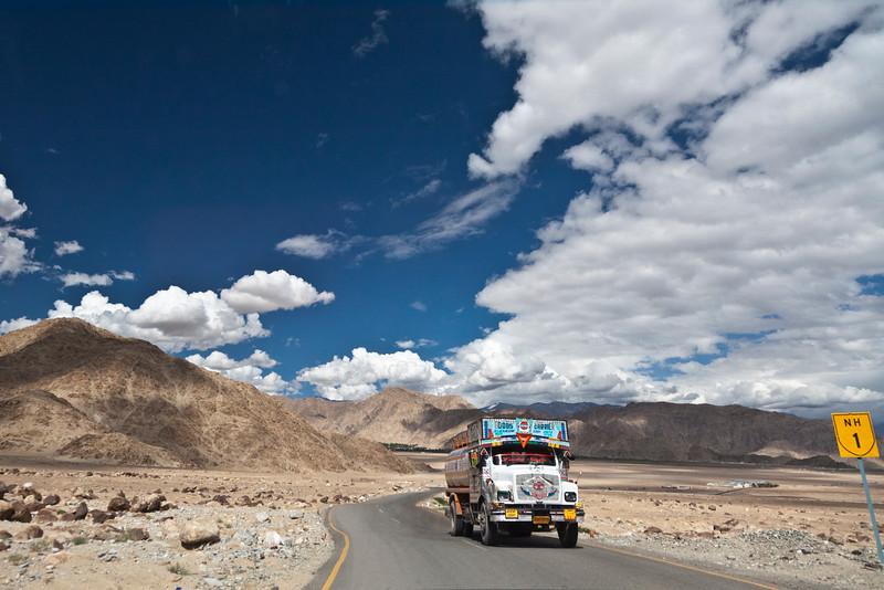 Long Haul<br /> National Highway 1<br /> Ladakh, India