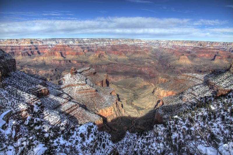 Grand Canyon, Arizona (South Rim)