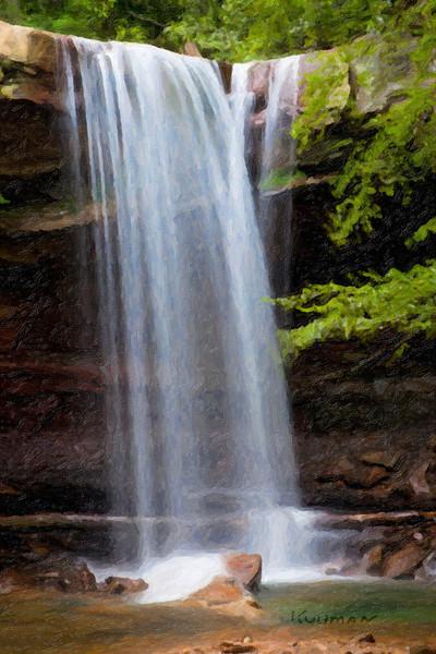 Cucumber Falls<br /> Impasto