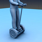 "18 ""How Machines Work"" Segway"