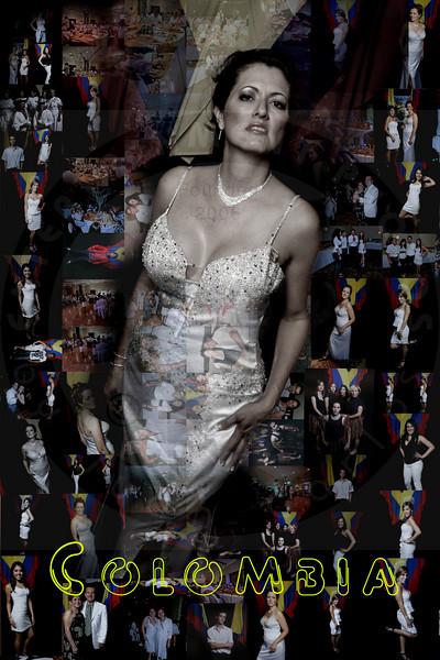 Colombian Woman 2010