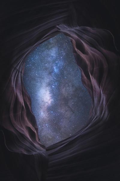 Canyon Galaxy