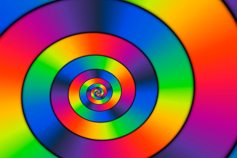 The colour roulette serie (2)