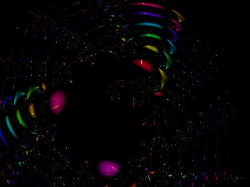 Spinning at night 1