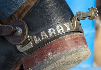 TUC4655  Cowboy boot. Tucson, Arizona, rodeo, horses,steers, calf roping, barrel racing, cowboys, cowgirls