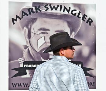 TUC4707   Tucson, Arizona, rodeo, horses,steers, calf roping, barrel racing, cowboys, cowgirls