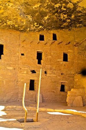 MV108   Mesa Verde National Park, Mesa Verde, Colorado,Mesa, Anasazi ,cliff dwellings, Cliff House,