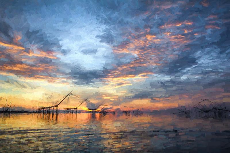 Lake Thale Noi