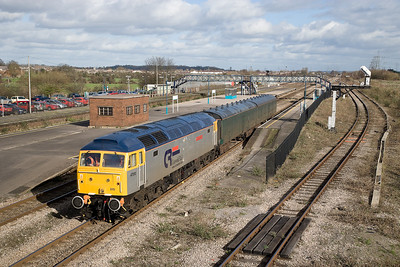 010307  47810  Laira-Cardiff Cotswold move at Severn Tunnel Junct
